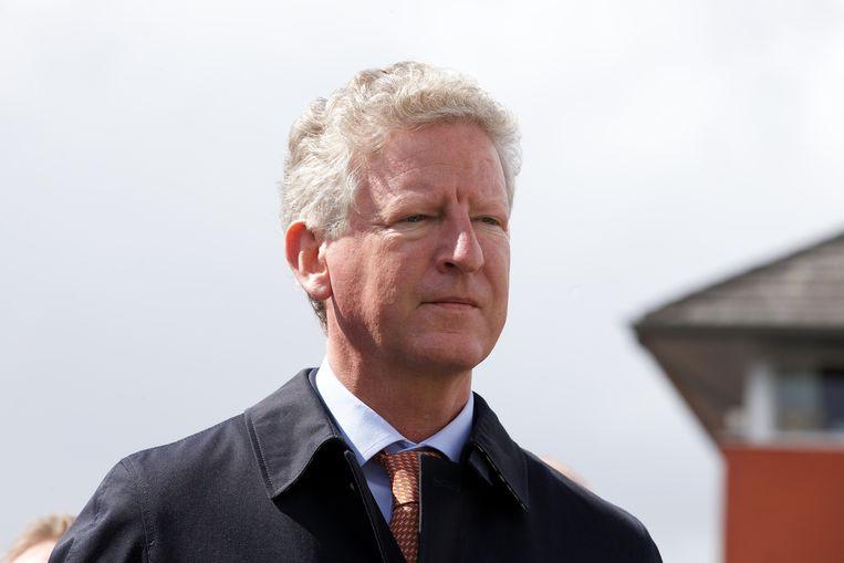 Staatssecretaris voor Buitenlandse Handel Pieter De Crem (CD&V) studeert zes weken in de VS. Beeld BELGA