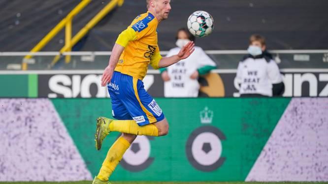 """Felix Bastians (Waasland-Beveren) gelooft nog in de redding: """"Anders kan ik beter terug naar Duitsland rijden"""""""