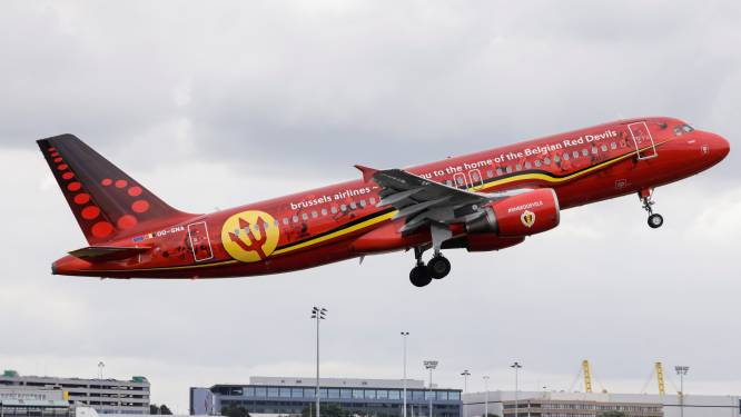 Brussels Airlines en Brussels Airport winnen 'strijd' om Rode Duivels: na korte verhuis naar Charleroi kiest voetbalbond opnieuw voor Zaventem