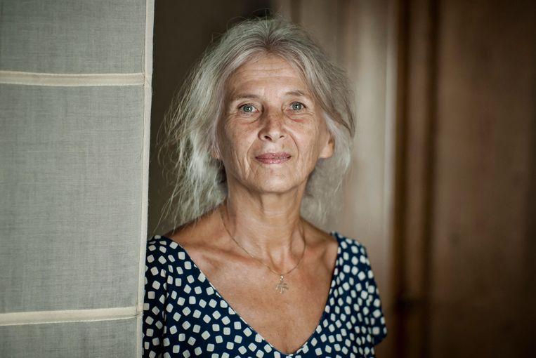 Gertie Driessen (64), seksuoloog, woont in Herselt. Beeld Eric de Mildt