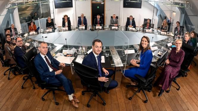 Het eerste rapport van de regering-De Croo: wie kreeg 0 sterren van onze politieke redactie, en welke ministers steken er bovenuit?