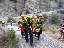 Wandelaars meegesleurd in Italiaanse kloof, zeker acht doden