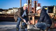 """Gemeente legt eerste steen van jeugd- en sportcomplex: """"Zelenaars krijgen kans om mee de naam te bepalen"""""""