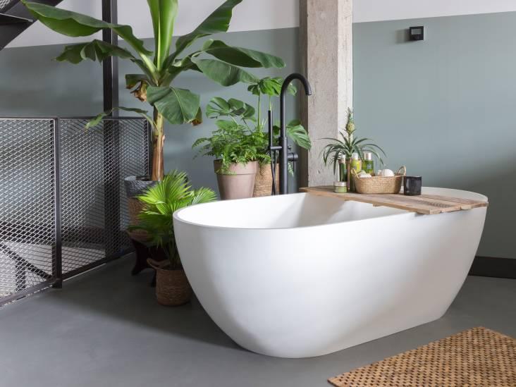 Beton ciré in je badkamer: chic, stoer en praktisch