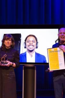 Rapper Typhoon uit Zwolle wint Willem Wilminkprijs met 'stotterlied'