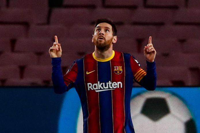 Messi, auteur d'un doublé, a mené le Barça vers la victoire contre Elche. Encore une fois.