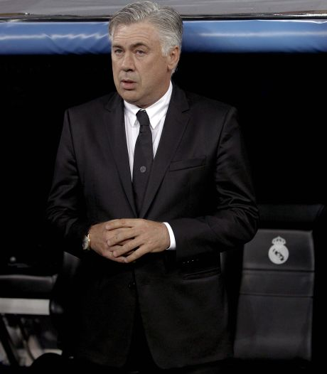Ancelotti wil mét Sergio Ramos 'spectaculair voetbal' laten zien