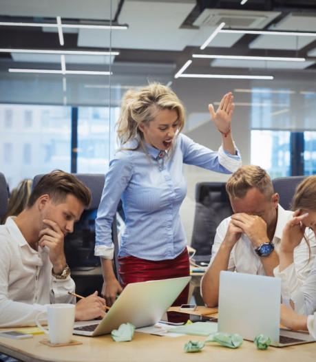 Bijna driekwart van jonge mannen heeft liever een baas dan bazin