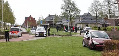 Viertal met wapens opgepakt na achtervolging bij Kampen