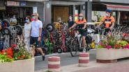 Knokke-Heist weert dagtoeristen zolang de hittegolf aanhoudt