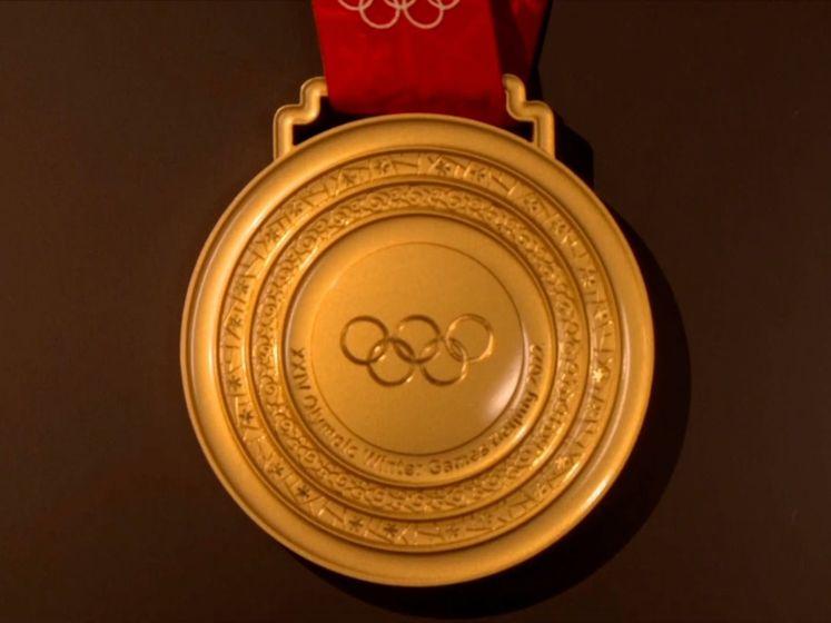 Nog 100 dagen tot Olympische Winterspelen: medailles onthuld