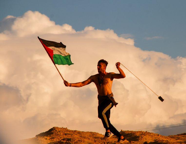 Aed Abu Amro. Beeld Photo News