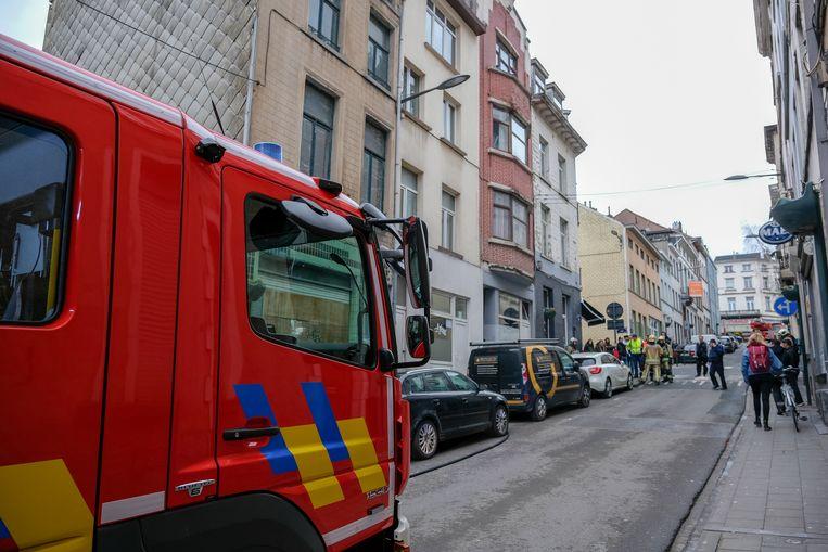 Brandweer in Schaarbeek