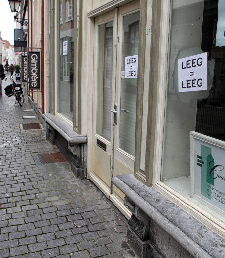 Dreigt Bergen op Zoom een spookstad te worden? 'Binnenstad zit volledig dichtgetimmerd'