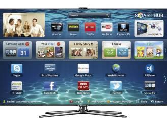 Smart-televisie is nog altijd niet zo slim