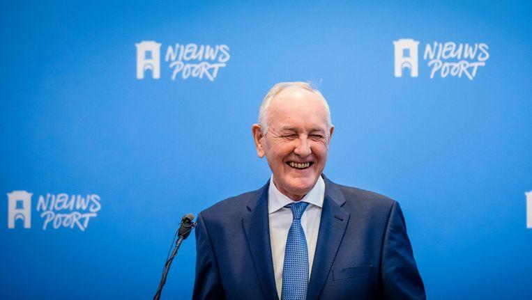 Johan Remkes, de huidige commissaris van de Koning. Beeld anp
