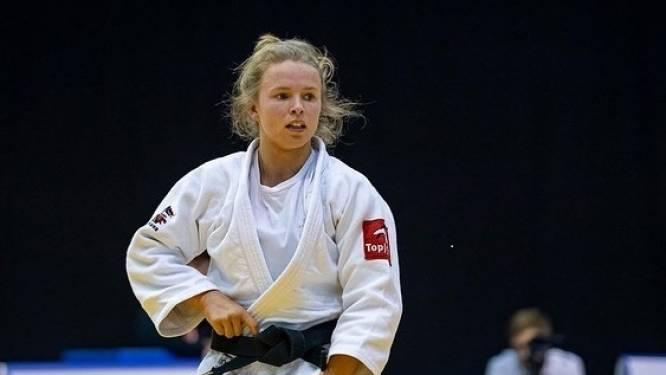 """Selina Delen naar European Open in Praag: """"Blij met degelijk judo"""""""
