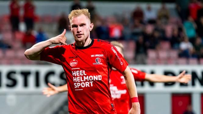 Helmond Sport knokt zich naar een zwaarbevochten zege op FC Emmen
