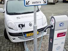 Laadpalen voor elektrische auto's in Losser