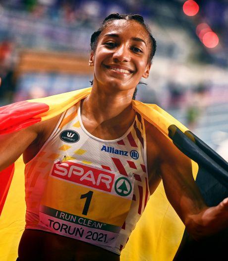 La première sélection d'athlètes belges pour les JO de Tokyo