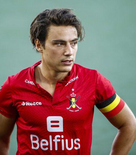 Thomas Briels, capitaine des Red Lions, absent de la sélection pour les Jeux Olympiques