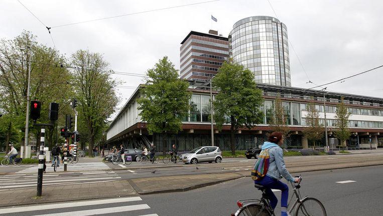 De Nederlandse Bank in Amsterdam. Beeld anp