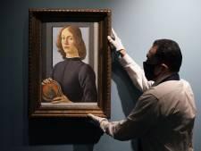 Un rare Botticelli adjugé 92,2 millions de dollars aux enchères
