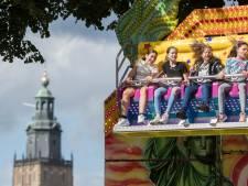 Vechtpartij op de kermis in Zutphen geeft smetje op volgens burgemeester geslaagd corona-evenement