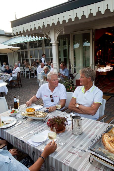 Over de Tong: restaurant Bakker in Vorden