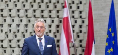 Eindhovens burgemeester Jorritsma mag busbaan altijd gebruiken: 'Het is buitengewoon praktisch'