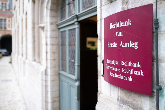 MECHELEN - De rechtbank van eerste aanleg in Mechelen