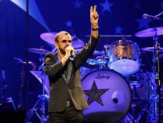 Ringo Starr in 2015.