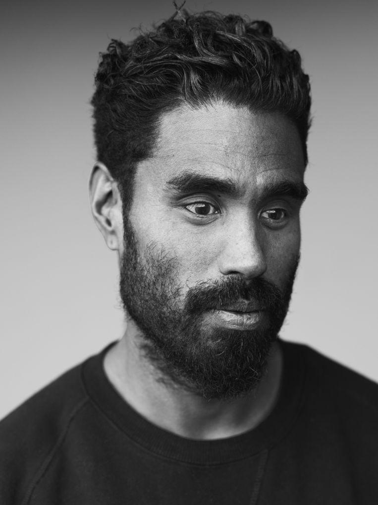 Raphaël Latupeirissa (35) - Moluks/Indonesisch/Deens Beeld Stephan Vanfleteren