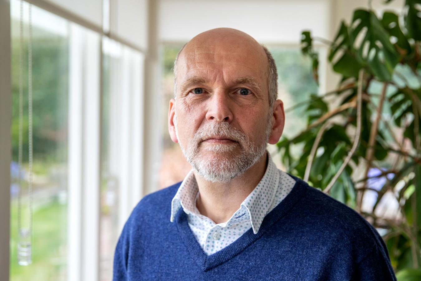 Jaap Borst (CDA) ziet parallellen tussen de Voorster politiek en de gebeurtenissen in de Tweede Kamer.