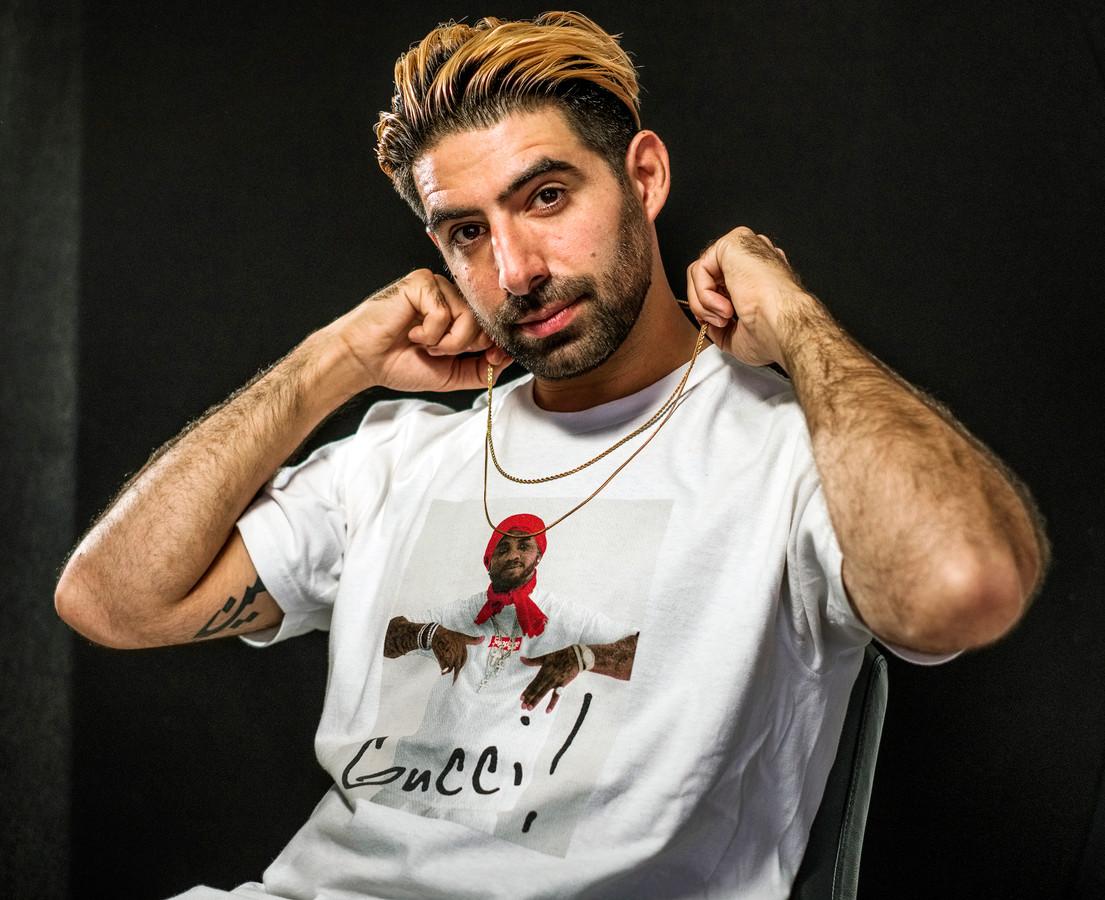 Ali Mousavi: ,,Ik ontwikkel een vertrouwensband met artiesten en raak snel bevriend met ze.''