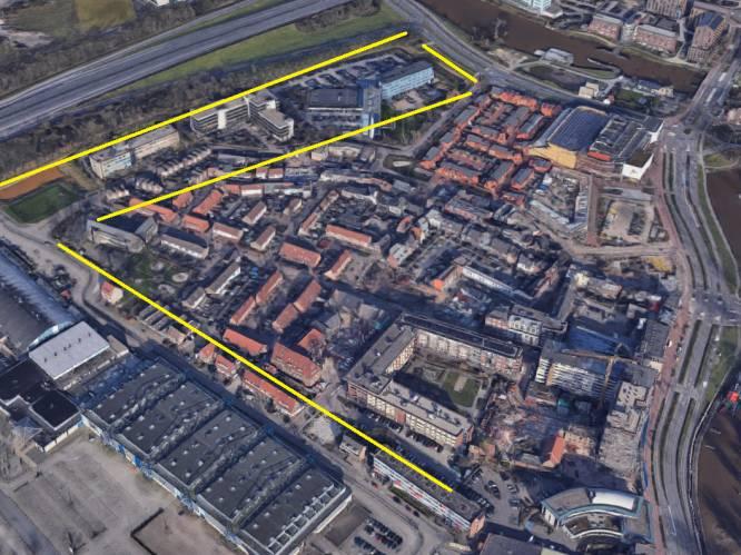 Honderden woningen verrijzen op plek Wehkampkantoor in Zwolle