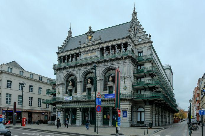 Archiefbeeld. De Koninklijke Vlaamse Schouwburg in Brussel.