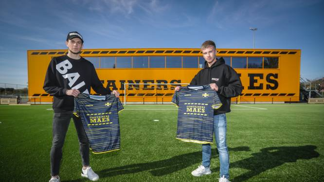 Thes Sport versterkt zich met jonge talenten Beau Schodts (Westerlo) en Benjamin Brants (Zulte Waregem)