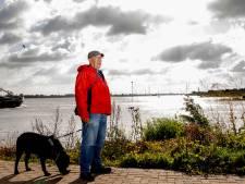Lekker struinen langs het water: 'Ik zie elke dag wat anders'