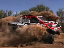 Toppers haken af in Dakar Rally in zicht van finish