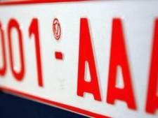 Man (28) waant zich God in Afsnee: bestuurder rijdt met nummerplaat 'DEUS' 130 per uur in bebouwde kom