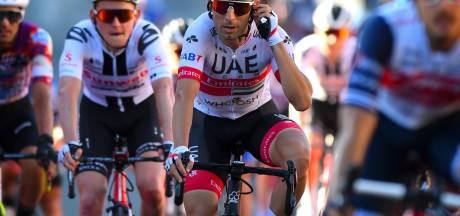 L'Italien Diego Ulissi remporte la 13e étape, Joao Almeida conserve le maillot rose