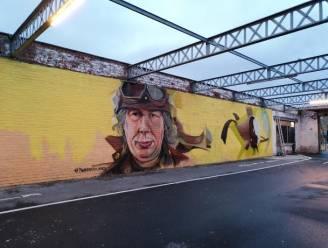 Muurschildering van Mataone geselecteerd voor 'Best of Belgium Street Art 2020'