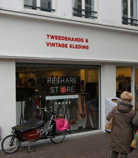 ReShare Store verzamelt kleding met een verhaal