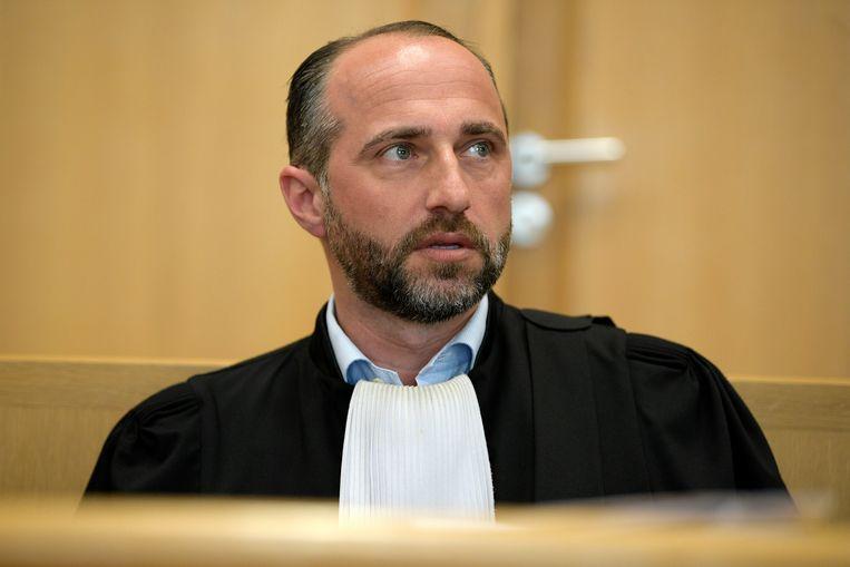 Bert Partoens, advocaat van M. (60), de zus van het slachtoffer, en haar echtgenoot.