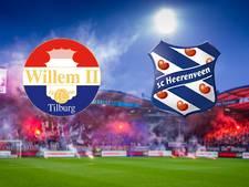Maakt Heerenveen in Tilburg sprong naar koppositie?