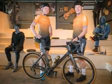 900 kilometer fietsen voor het goede doel: Van der Poel-tocht van Kapellen naar Frankrijk