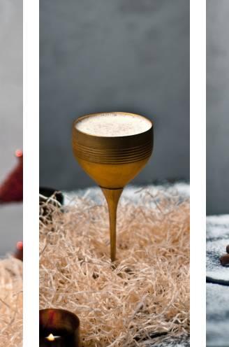 Feest in een glas: bartender Philip creëert 3 verfijnde (en simpele!) kerstcocktails