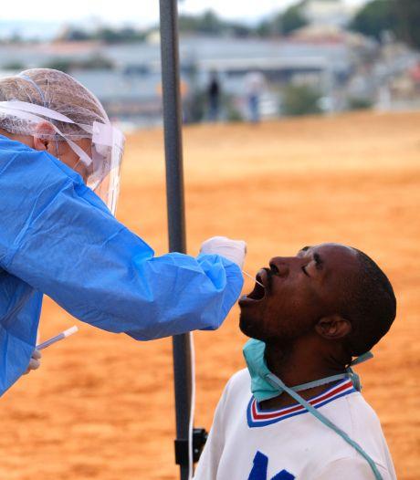 Coronapandemie teistert hulp aan moeders en kinderen met hiv