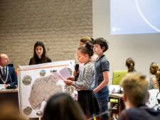 Weer kindergemeenteraad voor West Maas en Waal
